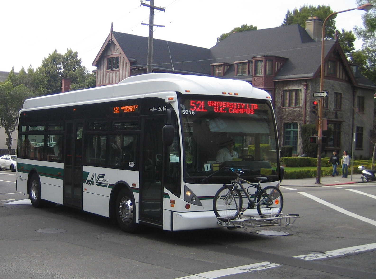 Ac Transit Riders Stymied By Quot Sickout Quot Berkeleyside