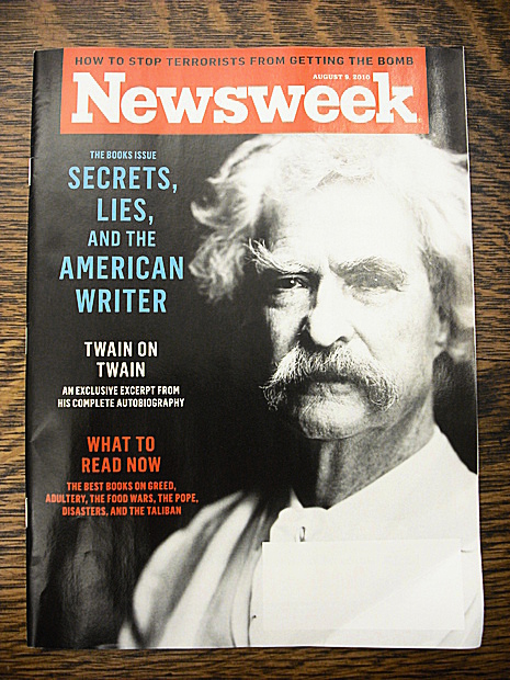 newsweek magazine. Newsweek magazine Monday,