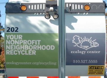 Recycling truck-1