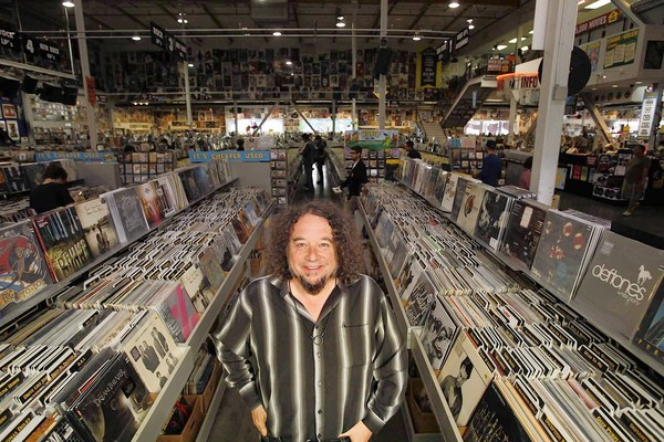 Amoeba Named The Best Record Store In The Country