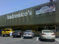 Andronico's on Telegraph, one of the four stores in Berkeley. Photo: Tracey Taylor