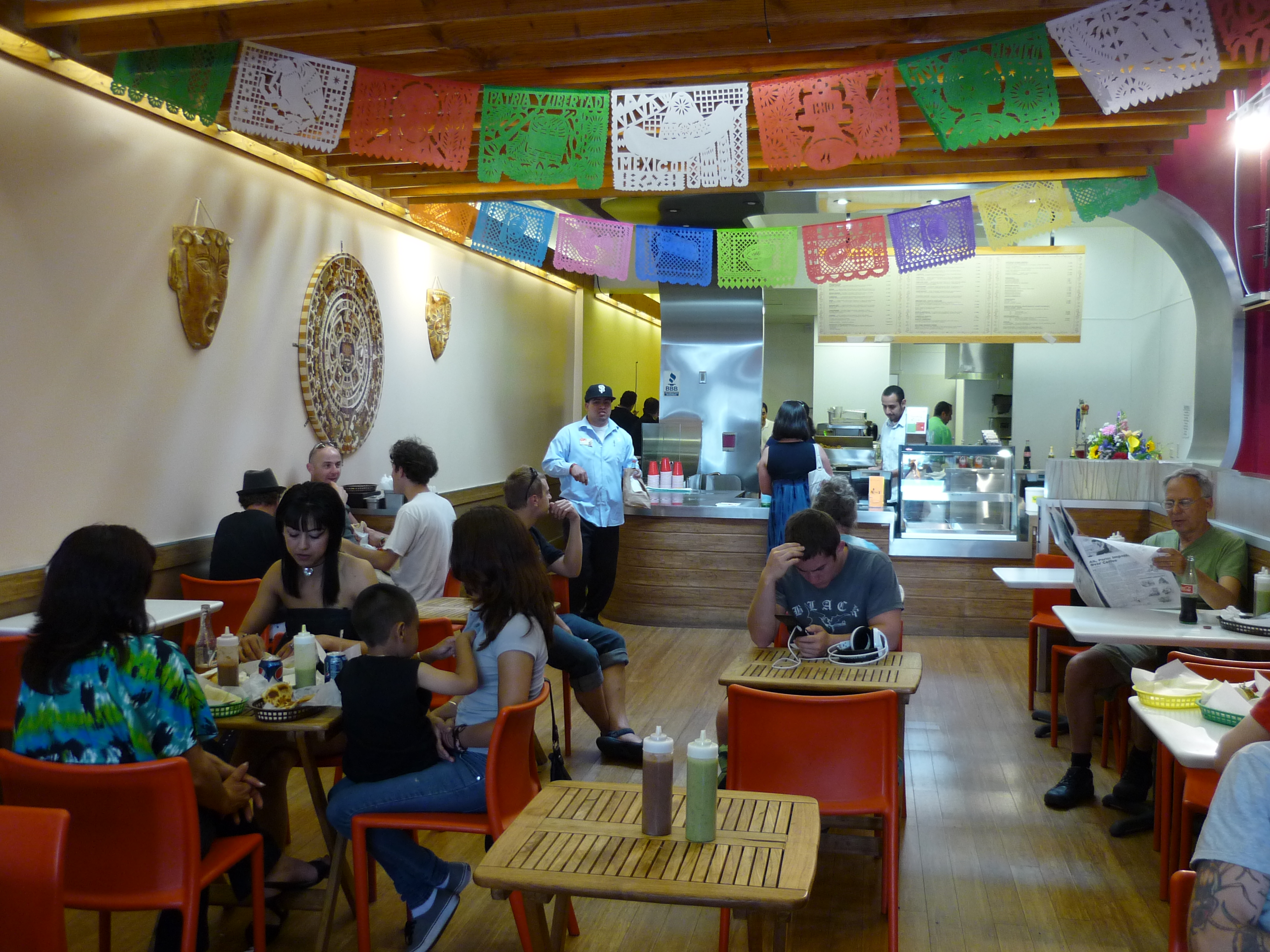 New Taqueria Opens In Old Amanda S Space On Shattuck