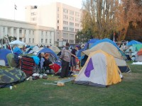 New proposal calls for a zero tolerance policy for Occupy Berkeley. Photo: Lance Knobel