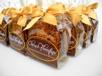 Another holiday favorite: Clarine's Florentines