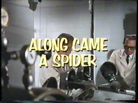 The 1970 Made for TV film Along Came a Spider was set in, and partly shot in, Berkeley