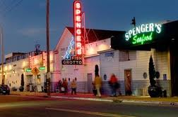 Revealed a berkeley restaurant guide and labor of love for Spenger s fresh fish grotto