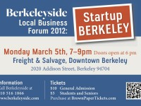 Startup Berkeley Forum final postcard