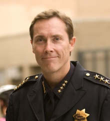 Police Chief Michael Meehan