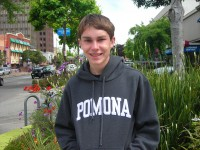 CEID alum Jimmy Waller participated in Model United Nations, the diving team, and Student Court at Berkeley High.