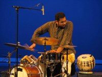 Tabla player Sameer Gupta