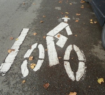 Bike lanes and bike boulevards are part of Berkeley's bike-friendly strategy. Photo: Nancy Rubin