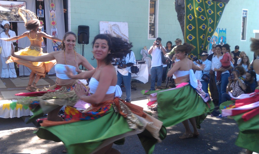 brazil comes to berkeley at independence street party  u2014 berkeleyside