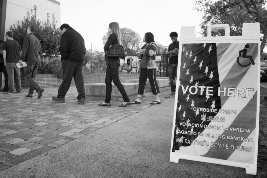 Berkeleyans will get out the vote in less than three weeks. Photo: Pete Rosos