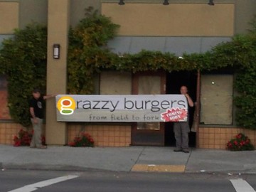 Grazzy Burgers in Albany