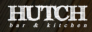 Hutch bar & kitchen logo