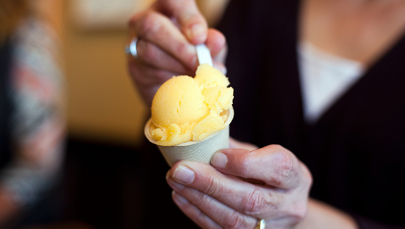 Scream Sorbet may be saved after all. Photo: Emilie Raguso