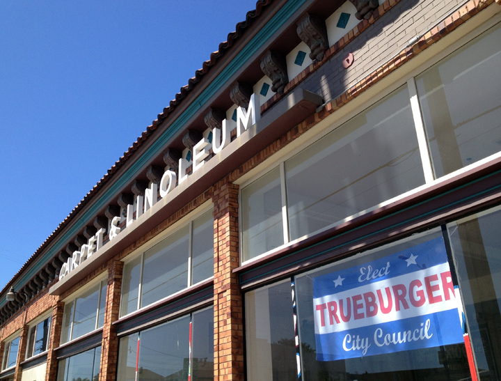 Trueburger is opening a second Oakland location at Broadway and 41st Street. Photo: Emilie Raguso