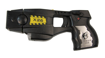 The Berkeley Police Association, the union for the rank and file, has sent out a survey asking residents' opinion on tasers. Photo: Creative Commons