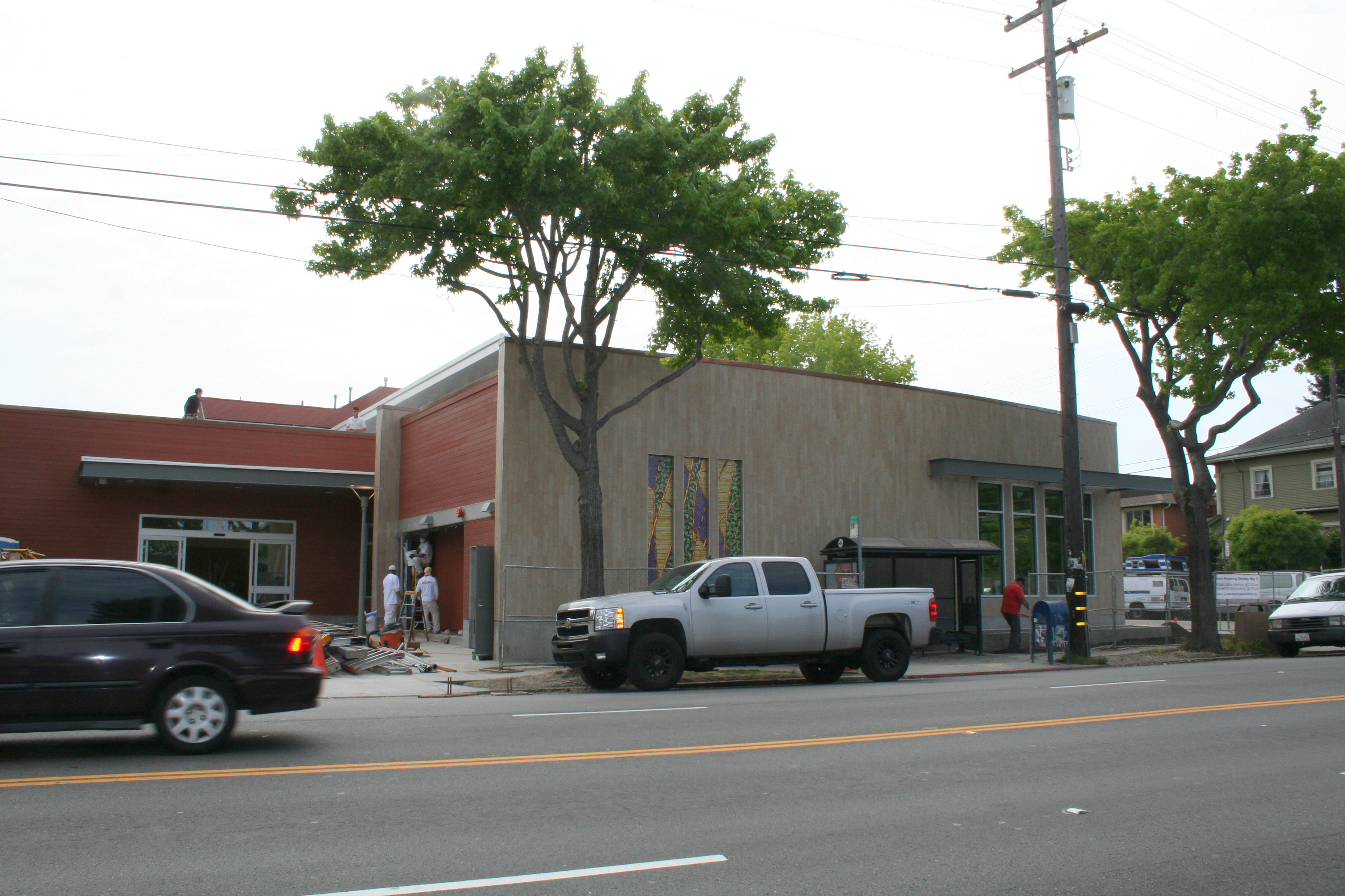 New South Branch Library To Open In Berkeley On Saturday