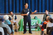 Gil Dong at CERT event by Mark Coplan