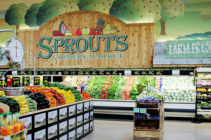 Sprouts Market. Photo: Sprouts