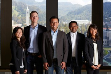 The Pristine Solutions team. Photo: Skydeck.