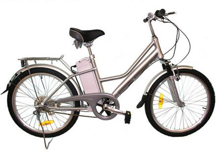 Electric bike-sharing will be coming in the spring of 2014 to Berkeley. Photo: Credit: Self Trading/Creative Commons