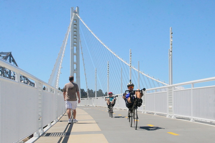 Bay Bridge New Path - 064