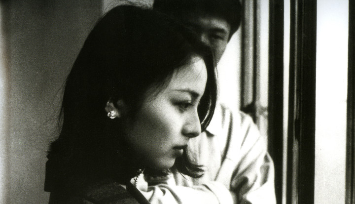 Yang Fudong: An Estranged Paradise (mo sheng tian tang), 1997-2002 (digital still); 35mm digital film transferred to DVD; black and white, sound; 76 min; courtesy of the artist, Marian Goodman Gallery, Paris/New York, and ShanghART Gallery, Shanghai