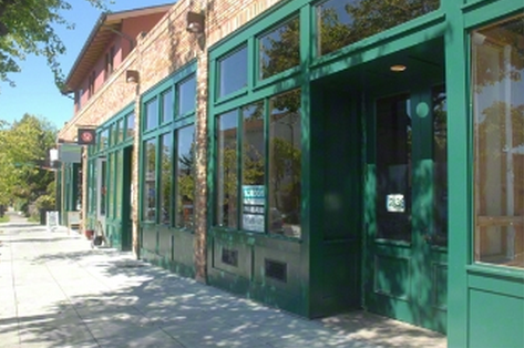 The space at 2635 Ashby Ave. in Berkeley's Elmwood neighborhood where the Comal owners want to open a second restaurant.