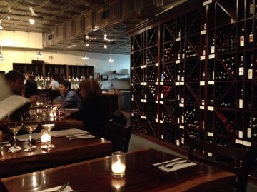 The Barrel Room in Rockridge. Photo: The Barrel Room