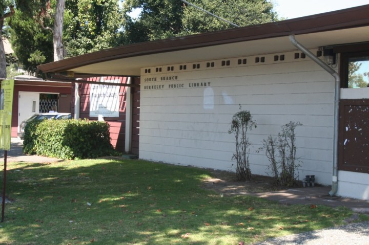 Concerned Library Users did not want Berkeley to tear down the old South Branch because they and others considered it historically significant.