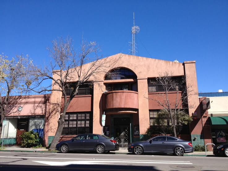 KPFA HQ in Berkeley. Photo: Siciliana Trevino