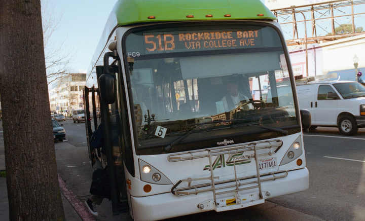 AC Transit hopes to speed up and improve service on Line 51. Photo: Paul Sullivan/Flickr