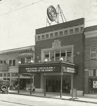 The UC Theater in its glory days. Photo: Berkeley Music Group