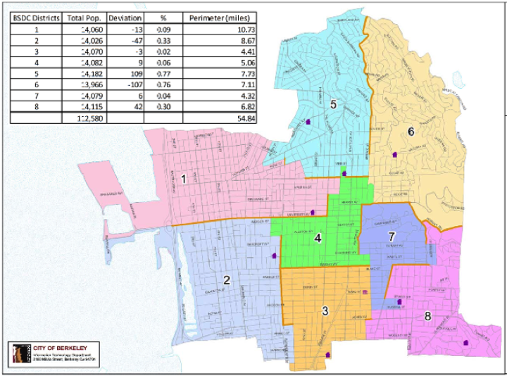 The BSDC map approved by Judge Grillo will be used in November, unless an appeal overturns the decision.