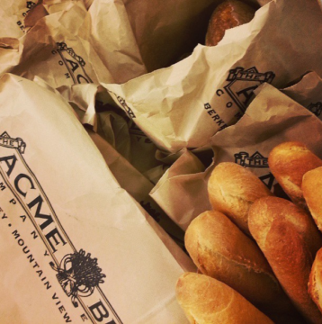 Far West Brewery says it will source ingredients for its new restaurant from purveyors like Acme Bread. Photo: