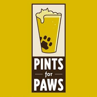Berkeley Humane Pints for Paws logo. Image: Pints for Paws twiiter