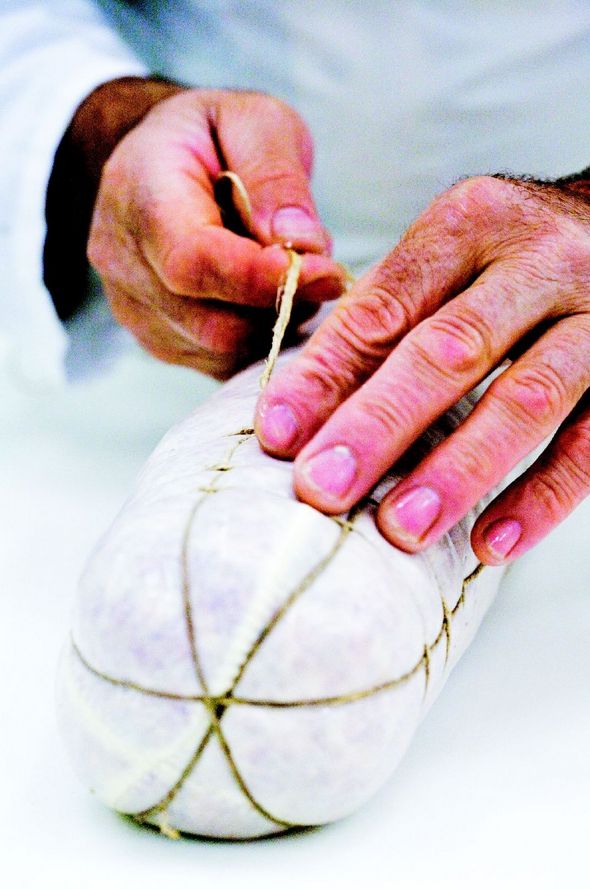 """Manual dexterity in a chef or sausage maker is critical,"" says Paul Bertolli. Photo: courtesy Fra' Mani"