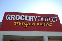 Grocery Outlet. Photo: Angela Russell
