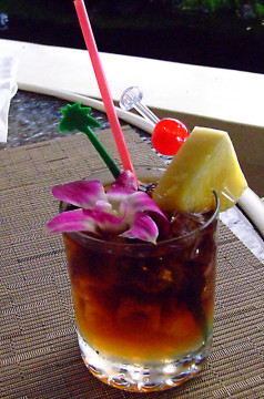 The Mai Tai is being studied as part of the project.