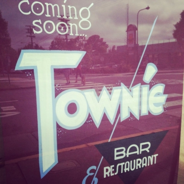 Townie has its soft opening in Berkeley tonight, July 18. Photo: Townie