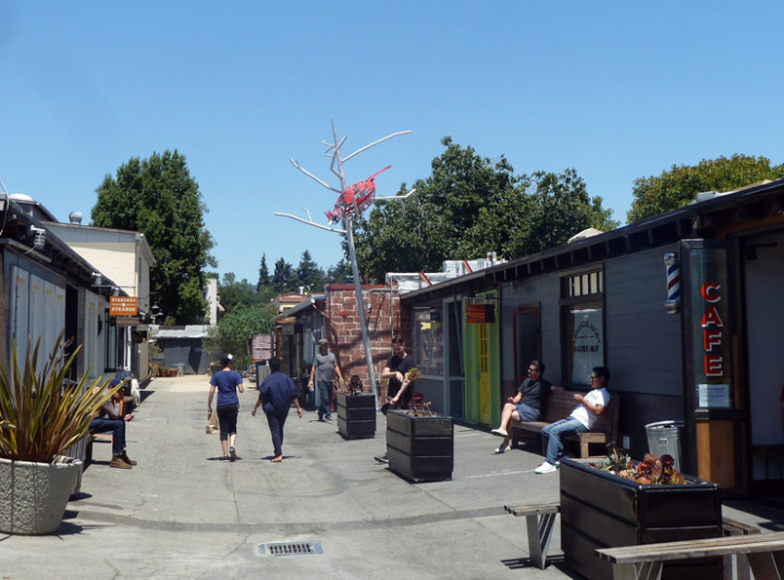 Temescal Alley. Photo: Nancy Rubin