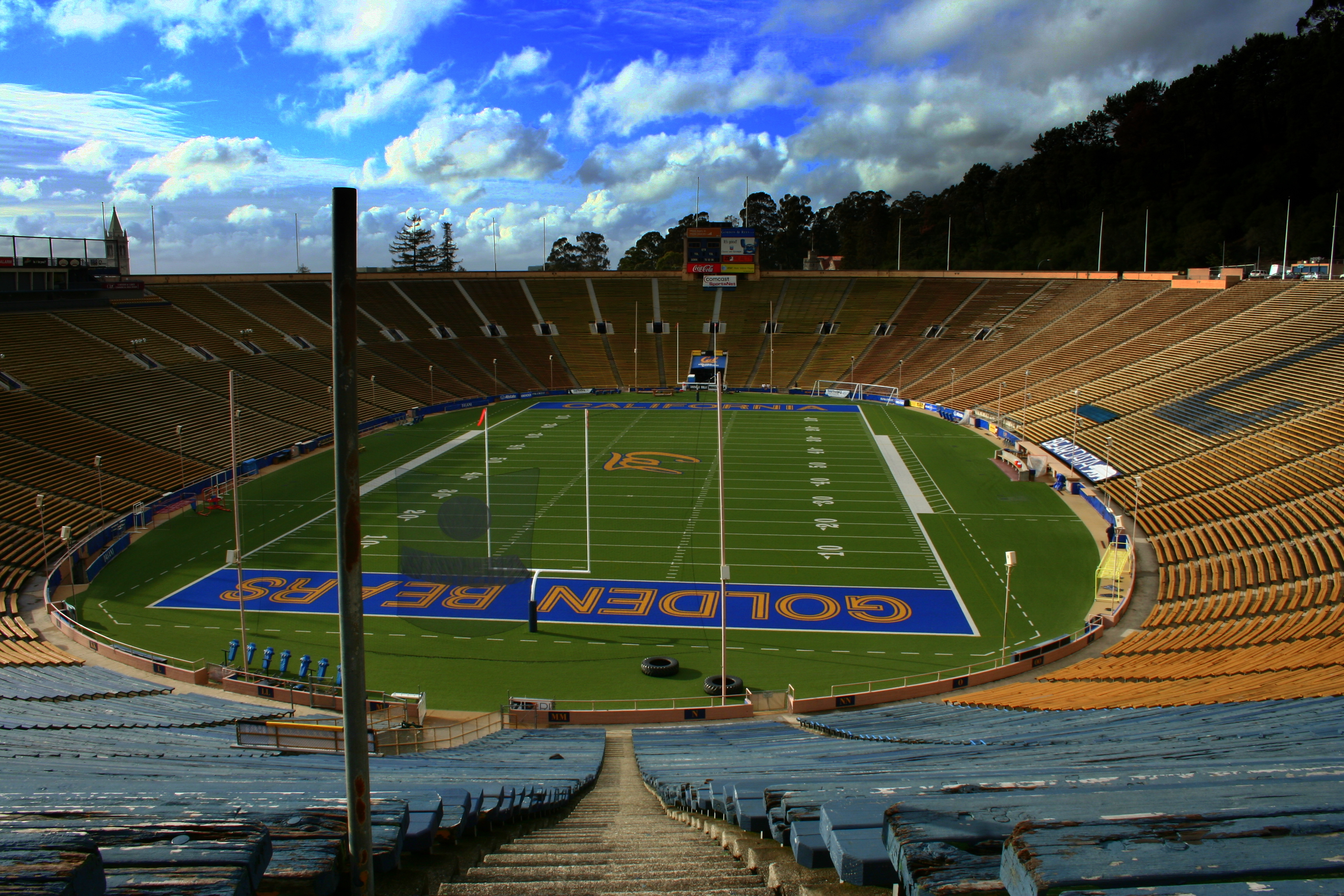 With Big Soccer Game Approaching Uc Berkeley Addresses Impacts From