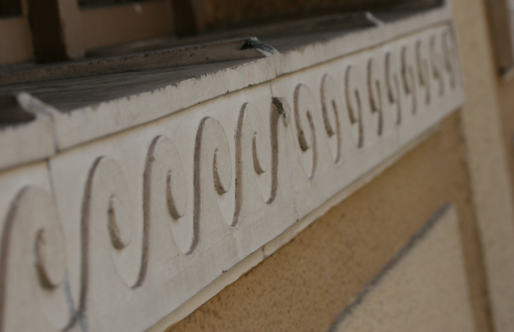 The Main Post Office on Allston Way was built 100 years ago and contains many beautiful details. Photo: Darius Wekwerth