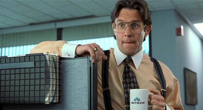 office space pic. Gary Cole In Office Space Pic