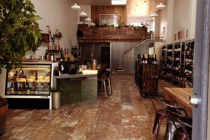 Bay Grape has opened in Oakland. Photo: Bay Grape Wine Shop