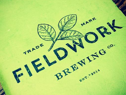 The Fieldwork Brewing logo. Photo: Gamut