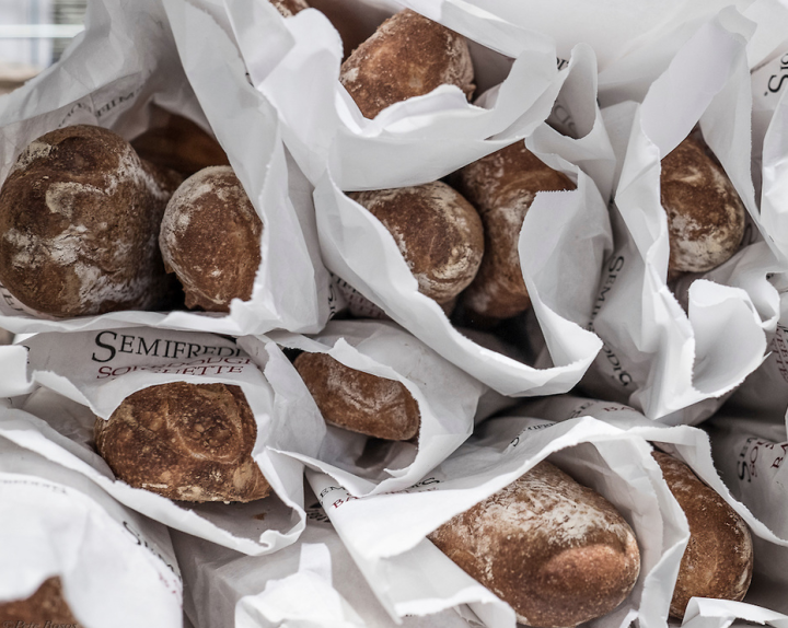 """Berkeley is the best market for Semifreddi's: """"Sales per capita are highest in Berkeley. People appreciate good food there like nowhere else in the world,"""" said CEO Tom Frainier. Photo: Pete Rosos"""