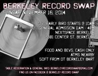 Berkeley Record Swap